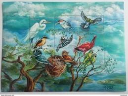 Bhutan 1999**Mi.1940-48. Birds Of The World MNH [12164] - Birds