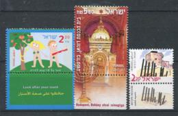 Israël 2000 Mi. 1570-1572 Neuf ** 100% WHO, Synagogue, Construction - Israel