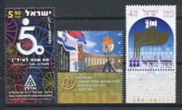 Israël 2002 Mi. 1582-1684 Neuf ** 100% Culture, Loisirs - Israel