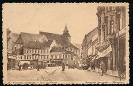 ROUMANIE - KRONSTADT  - PLACE DU MARCHE - Roumanie