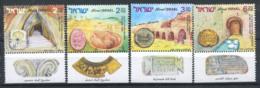 Israël 2005 Mi. 1812-1815 Neuf ** 100% Réseaux De Tuyauteries - Israel