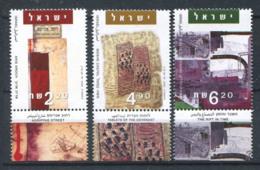 Israël 2005 Mi. 1824-1826 Neuf ** 100% Art - Israel