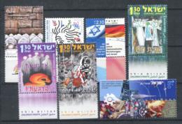 Israël 2005 Neuf ** 100% Culture, Enfants, Industrie - Israel