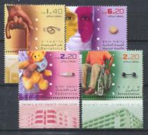 Israël 2005 Mi. 1835-1838 Neuf ** 100% Médecine - Israel