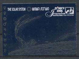 Israël 2005 Mi. 1871-1876 Carnet 100% Neuf ** Espace - Booklets