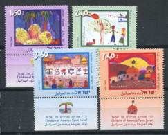 Israël 2006 Mi. 1855-1858 Neuf ** 100% Dessiner Des Enfants - Israel