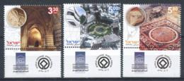 Israël 2007 Mi. 1928-1930 Neuf ** 100% UNESCO - Israel