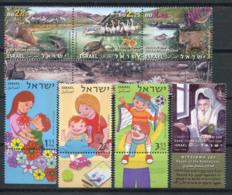 Israël 2007 Mi. 1956,1962-1965 Neuf ** 100% Nature, Famille, Kandolo - Israel