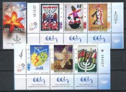 Israël 2007 Mi. 1973-1979 Neuf ** 100% L'indépendance - Israel