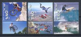 Israël 2009 Mi. 2030-2032 Neuf ** 100% Sport - Israel