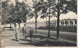 Forest - Av Van Volxem Années 1920 - Panneau Publicitaire Bière Forst Wielemans - Circulé En 1956 - Animée - Forest - Vorst