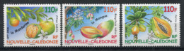 Nouvelle Calédonie 2008 Mi. 1458-1460 Neuf ** 100% Fruits - Neukaledonien