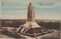 DAV : Marne ;  En  Argonne , La  Haute  Chevauchée , Le  Monument - Autres Communes