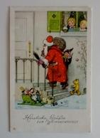 Noël / HERZLICHE GRUBE ZUM WEIHNACHTSFEST - Santa Claus