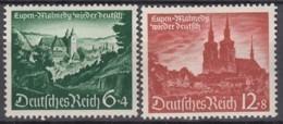 DR 748-749, Postfrisch **, Eupen Und Malmedy 1940 - Nuevos
