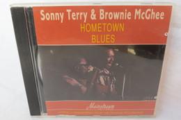"""CD """"Sonny Terry & Brownie McGhee"""" Hometown Blues - Blues"""
