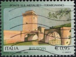 Italia 2018 Ponte Sul Metauro Fermignano - 6. 1946-.. Repubblica