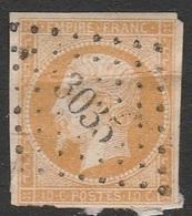 PETITS CHIFFRES - DORDOGNE - ST CYPRIEN - PC 3035 - Marcophilie (Timbres Détachés)