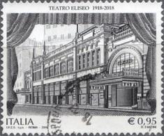Italia 2018 Teatro Eliseo - 6. 1946-.. Repubblica