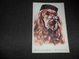 Chien ( 44 )    Hond   -  Coloprint  25 - Chiens