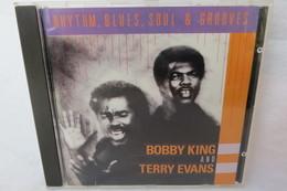 "CD ""Bobby King And Terry Evans"" Rhythm, Blues, Soul & Grooves - Soul - R&B"