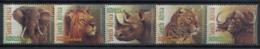Afrique Du Sud 2001 Mi. 1338-1342 Neuf ** 100% Animaux - South Africa (1961-...)