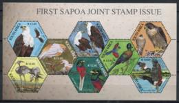 Afrique Du Sud 2004 Mi. Bl. 103 Bloc Feuillet 100% Neuf ** Oiseaux - Blocks & Sheetlets