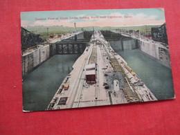 Upper Locks  Gatun   Panama  Canal  Panama----   Ref 3174 - Panama
