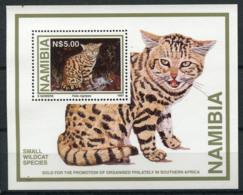 Namibie 1997 Bloc Feuillet 100% Neuf ** Chat - Namibia (1990- ...)