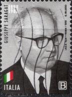 Italia 2018 Giuseppe Saragat - 6. 1946-.. Repubblica