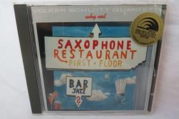"CD ""Volker Schlott Quartett"" Why Not - Jazz"