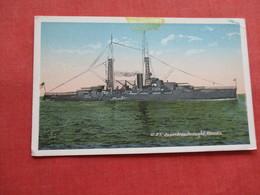 USS Dreadnought Nevada     Ref 3174 - Warships