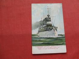 US Battleship Wisconsin     Ref 3174 - Warships