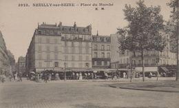 Neuilly-sur-Seine : Place Du Marché - Neuilly Sur Seine