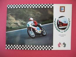 Carte Moto  Série Grand Prix  Moto Yamaha  250  Jarno Saarinen - Motos