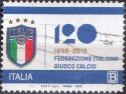 Italia 2018 FIGC - 6. 1946-.. Repubblica