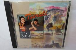 """CD """"Tseruli"""" The Shin - New Age"""