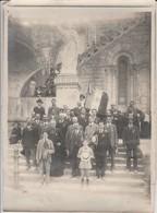 Aveyron - Photo 24,5 / 18 Cm - Jeunesse Catholique De Conques - Personnes Anonymes