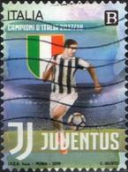 Italia 2018 Juventus Campione D'Italia - 6. 1946-.. Repubblica