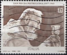 Italia 2018 San Pio Da Pietrelcina - 6. 1946-.. Repubblica
