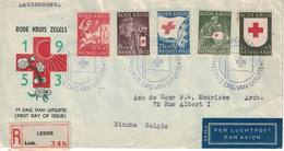 Nederland. FDC. 1953. Thème: Croix-Rouge - FDC