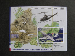 TAAF:  Feuille F 863, Neuve XX. - Neufs
