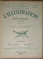 L'Illustration 3658 5 Avril 1913 Andrinople/M. Poincaré à Montpellier/SEM/Janina/Grèce Roi Georges/Maroc - Journaux - Quotidiens