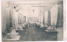 Q43) Brügge, Institut Des Soeurs De St. Joseph, Nicht Gelaufen - Brugge