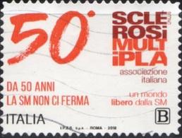 Italia 2018 50° AISM - 6. 1946-.. Repubblica