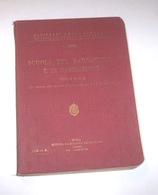 Militaria - Genio - Scuola Del Barcaiuolo E Di Navigazione - Ed. 1940 N. 2363 - Documenti