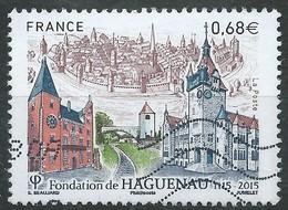 France/ 2015 / N° 4969  Haugueneau - France