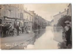 CPA 70 Carte Photo Jussey Les Inondations De 1930 - Frankreich