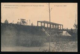 AVELGEM RUYEN - INAUGURATION DU PONT SUR L'ESCAUT - 9 SEPT 1906 - Avelgem