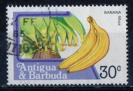 Antigua Barbuda 1983 - Banana - Alimentazione